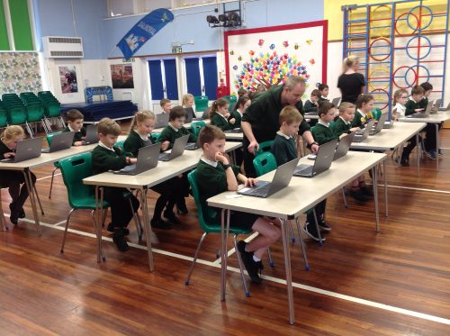 Discovery Day - Mathletics competition